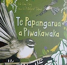Mother Fantail builds a nest for her eggs to keep them safe, but hungry Rat is out on the prowl. Includes factual information about fantails, a list of Māori words, and a key to the plants and animals that live in the fantail's forest. Maori Words, Gay, College Library, Library Catalog, Children's Picture Books, New Books, New Zealand, Quilts, Artist