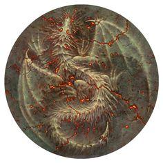 Dragon VII by Tomasz Alen Kopera
