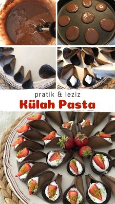Turkish Recipes, Muffin, Food And Drink, Appetizers, Pudding, Clay, Cookies, Desserts, Rezepte