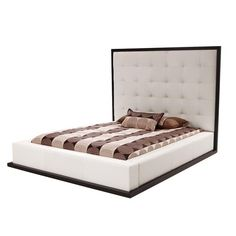 Bedroom Sets El Dorado el dorado furniture - basel white king platform bed (875 cad