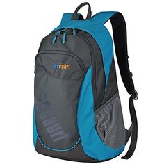 Oscaurt Backpack Waterproof Daypack for Traveling Hiking 45L Durable Bag Blue ** Find out more about the great product at the image link.Note:It is affiliate link to Amazon.