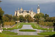 Замок Шверин (Мекленбург )