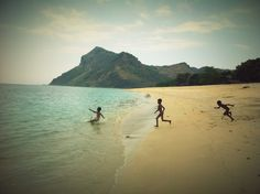Maluk beach, Sumbawa, Indonesia. First snorkeling adventure ever was at this beach.