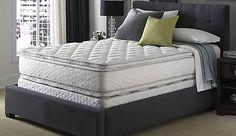 Queen Serta Perfect Sleeper Regal Suite Double Sided Firm Mattress US mattress