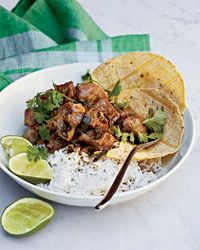 Pork-and-Green-Chile Stew Recipe on Food & Wine