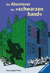 """Die Abenteuer der """"schwarzen hand""""   Ravensburger Taschenbücher   Bücher   Shop   Die Abenteuer der """"schwarzen hand"""""""