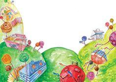 children`s book illustrations by Gratiela Aolariti
