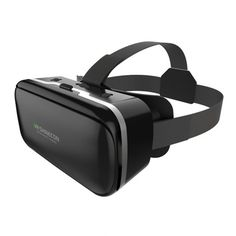 Virtual Reality Glasses Cardboard Headset Helmet For Smartphone - Unique Gadgets Unique Gadgets, Spy Gadgets, High Tech Gadgets, Technology Gadgets, Wearable Technology, Cheap Gadgets, Amazon Gadgets, Virtual Reality Viewer, Virtual Reality Glasses