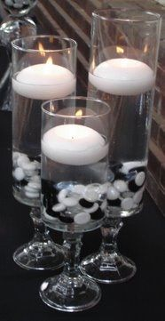 Black/White Centerpiece Ideas :  wedding blackwhite 1 budget centerpiece diy DSC02603 Large Crop 0.29 0.1 0.88 0.96