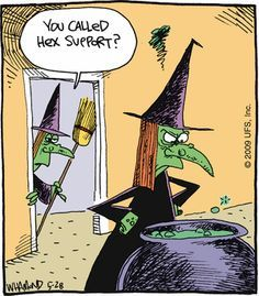 halloween humor - Hex support-for 2014 Theme Halloween, Holidays Halloween, Vintage Halloween, Halloween Treats, Funny Holidays, Haunted Halloween, Halloween Witches, Halloween Goodies, Halloween Decorations