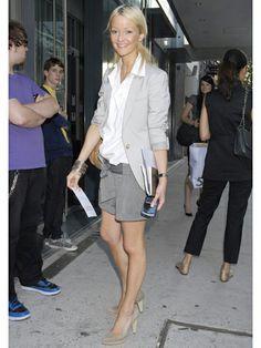 Zanna Roberts Rassi -- so cute in shorts
