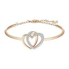 Dear 手鐲 Saint Valentin, Swarovski Bracelet, Swarovski Jewelry, Irish  Jewelry, Santos, bbc60598ac91