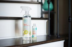 Goodbye toxic cleaners and messy buckets! Hello Honest's eco-friendly, rinse-free Floor Cleaner!