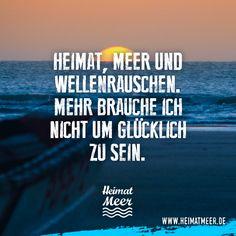 Heimat, Meer & Wellenrauschen.