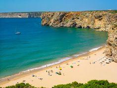 #Beach Praia do Beliche, Algarve, Portugal | via http://blog.turismodoalgarve.pt