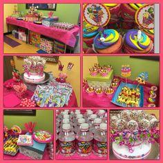 Shopkins Party Ideas Birthday Event Ideas, Kids Birthday Themes, 10th Birthday Parties, Birthday Bash, Shopkins Bday, Shopkins Cake, Party Fiesta, Party Ideas, Birthdays