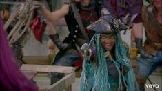 Disney Descendants Movie, Descendants 2, It's Going Down, Sea, Queen, Videos, Descendants, The Ocean, Ocean