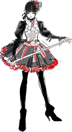Awesome fanart SU-METAL from KAZU-METAL@kazu_metal https://twitter.com/kazu_metal/status/595731099034202112 originated by Happosai ☆ リコピン ☆ http://forum.nihongogo.com/topic/14435-babymetal-m-m/page-4 ?