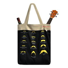 Great Hungarian Mustaches Tote