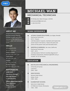 Engineering Resume Template Word New Mechanical Engineering Resume Template 5 Free Word Pdf