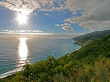 .:. Hiking in Big Sur - Vicente Flat Trail (Vincente) .:.