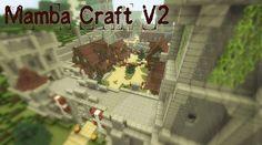Mamba Craft Texture Pack for Minecraft 1.5.2/1.5.1