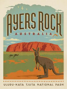 Australia: Ayers Rock