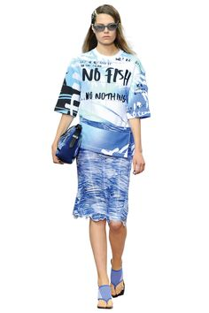 Talk It Out - Kenzo Spring 2014