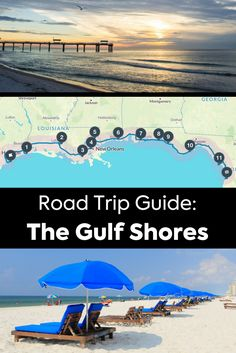 The Gulf Coast, wrapping around the Southern edge of the US from Texas to Florida, is the perfect escape. With white sand beaches, a unique history, incredible cuisine (like Creole classics and seafood staples), and endless personality and charm, it's the perfect adventure for any RVer or adventurer looking for a break from everyday life.