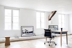 MODERN WHITE BOX: Frederic Berthier Interior Design. 12/13/2011 via @Tyler Goodro Plastolux