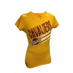 Cavaliers Ladies Time Out T-Shirt $24 NEW
