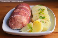 Profumo di cannella: Polpettone freddo di pollo - saporita freschezza p...
