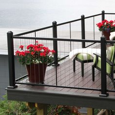 Cable Railing Panel System from Fortress