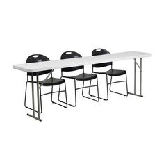 The Most Popular Plastic Folding Training Table Ideas Are On - 18 x 96 training table