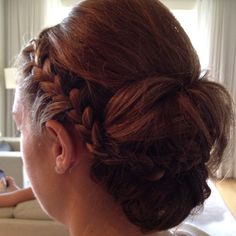 Bridesmaids Updo! By KD