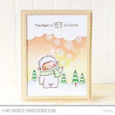 The Best is YETI to Come