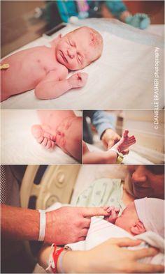 New Baby Love - Danielle Brasher Photography