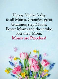 Happy Mother's Day - Happy Mothers Day to all the Beautiful Moms Grandmas Nanas Gmoms Aunts Sistas Great Grandmas Queens Njoy your special day you deserve it Mothers Day Cake, Mothers Day Crafts For Kids, Mothers Love, Happy Mother S Day, Miss My Mom, Mother Images, Happy Mother's Day Greetings, Foster Mom, Dear Mom