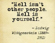 Wittgenstein contre Sartre