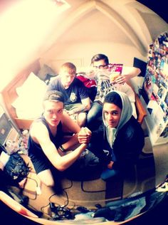Neck Deep <3 Pop Punk Bands, Forgetting The Past, Neck Deep, Real Friends, Punk Rock, True Love, Couple Photos, Music, Lyrics
