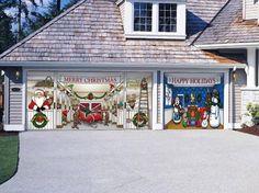 13 Best Garage Door Holiday Magnets Images In 2019