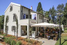 A 150 years old restored Templar building #Interior_design #Coffee_interior_design #Cafe_interior_design #Tel_aviv #Restaurant_interior_design #interiordecor #architectureporn #designporn #interiorstyling #interior123 #Landwer #Landwer_cafe #Garden #Templar