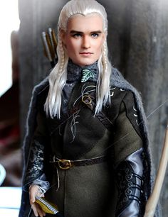 legolas  by ncruzdolls, via Flickr