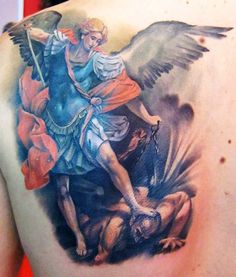 Realism Religious Tattoo by Matteo Pasqualin | Tattoo No. 6298