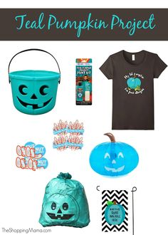 Teal Pumpkin Project