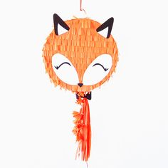 Piñata zorro de venta en: http://shop.fiestascoquetas.com