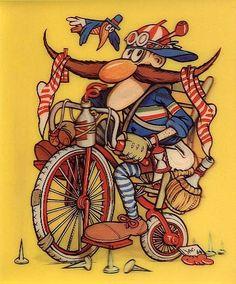 Jacovitti,bicicletta_urbancycling