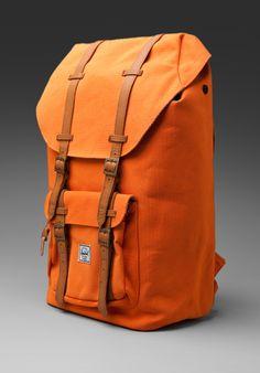 Herschel Supply Co.  Little America (20oz Canvas) Backpack