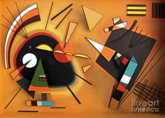 3d Kandinsky by Leigh Banks - 3d Kandinsky Mixed Media - 3d ...