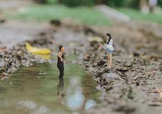 Miniature Wedding Photography